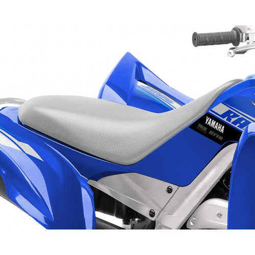 Rider-Friendly Features