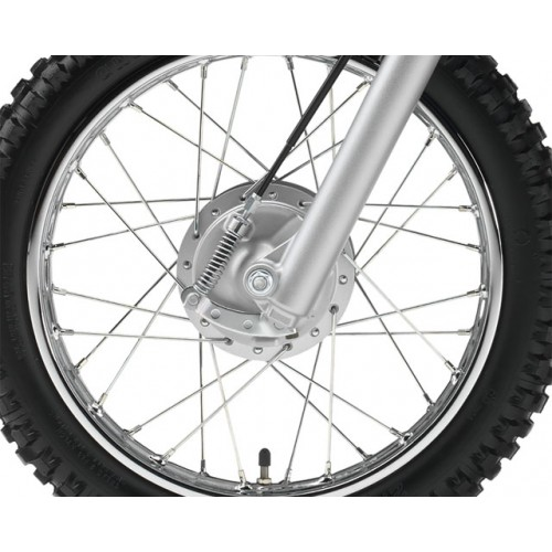 Smooth-action drum brakes