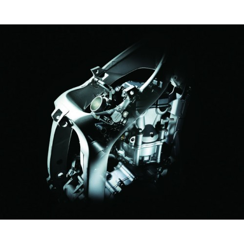 Class leading fuel injection