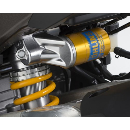 Electronic Racing Suspension (ERS)